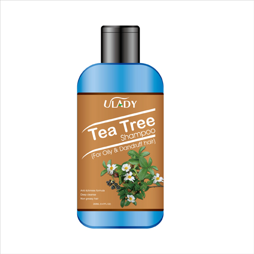 ULADY Tea Tree Shampoo (For Oily & Dandruff hair)