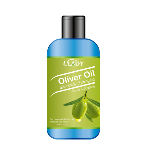 ULADY Oliver Oil Silky Shiny Shampoo (For all hair types)