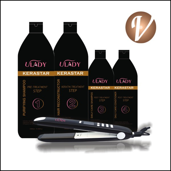 best brazilian treatment brand smoothing hair keratin